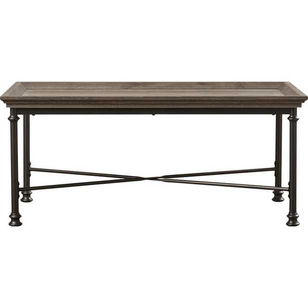 Gayle Coffee Table with Tray Top - Birch Lane