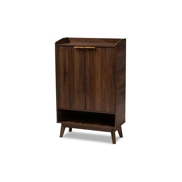 20 Pair Shoe Storage Cabinet - Wayfair