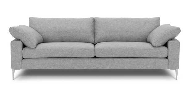 Nova Winter Gray Sofa - Article
