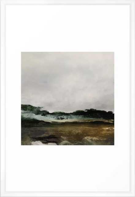 Verte 2 Framed Art Print - Society6
