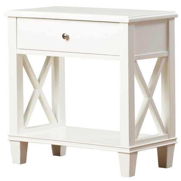 Flintridge End Table with Storage - Wayfair