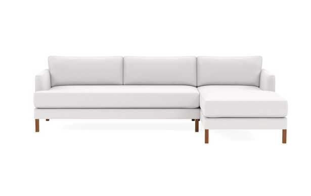 WINSLOW 3-Seat Right Chaise Sectional - Interior Define