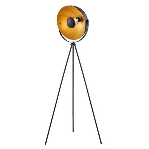 """Brockington 63"""" Tripod Floor Lamp - Wayfair"""