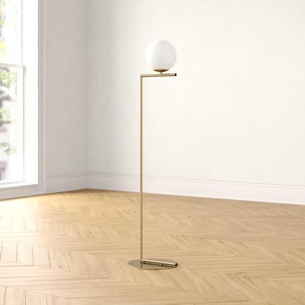 "Wright 53"" Floor Lamp - Wayfair"