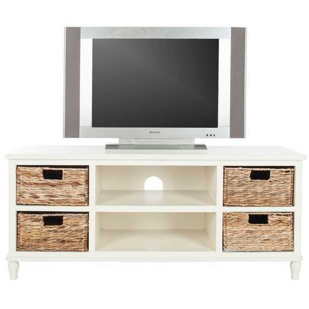 "Chaim TV Stand for TVs up to 55"" - Wayfair"