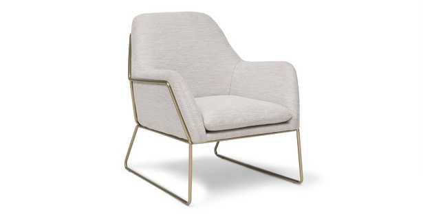 Forma Milkyway Ivory Chair - Article