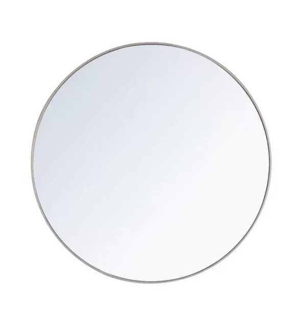 Needville Modern & Contemporary Accent Mirror - Wayfair