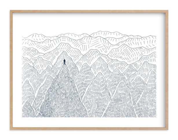 Summit Limited Edition Art Print - Minted