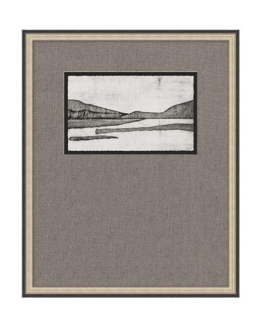 MOUNTAIN LAKE Framed Art - McGee & Co.