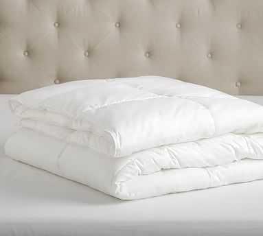 Micromax Comforter AAFA, King/Cal King - Pottery Barn