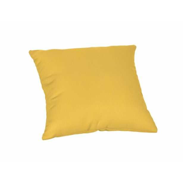 Outdoor Sunbrella Throw Pillow - Wayfair