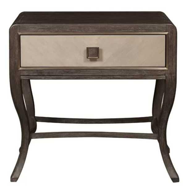 Seaton 1 Drawer Nightstand - Wayfair