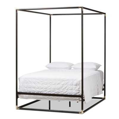 Billie Queen Canopy Bed - AllModern