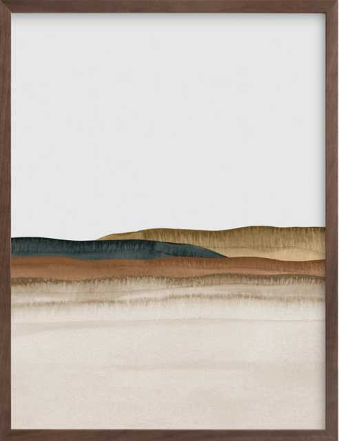 Rising Ground Art Print 18x24 - Minted