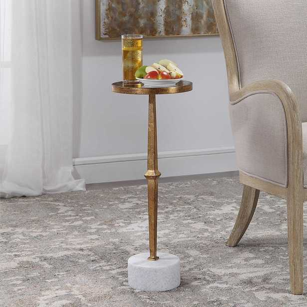 MIRIAM ACCENT TABLE - Hudsonhill Foundry