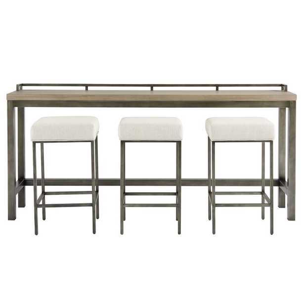 Susan Console Table and Stool Set - Wayfair