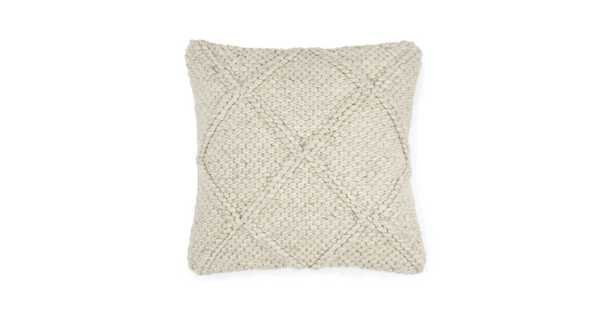 Criss Natural Ivory Pillow - Article