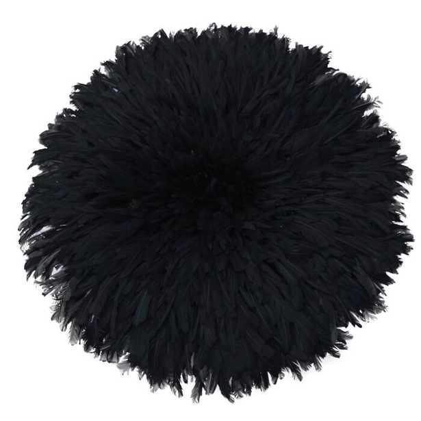 "Juju Hat Wall Décor - 30"" BLACK - Wayfair"