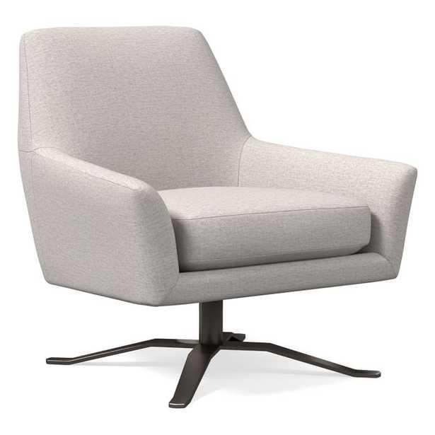 Lucas Swivel Chair - West Elm