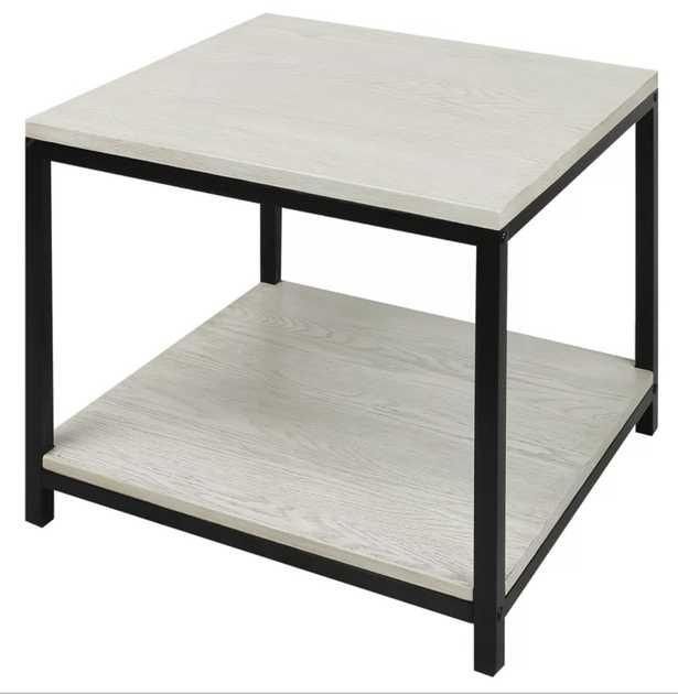 Studio End Table - Wayfair