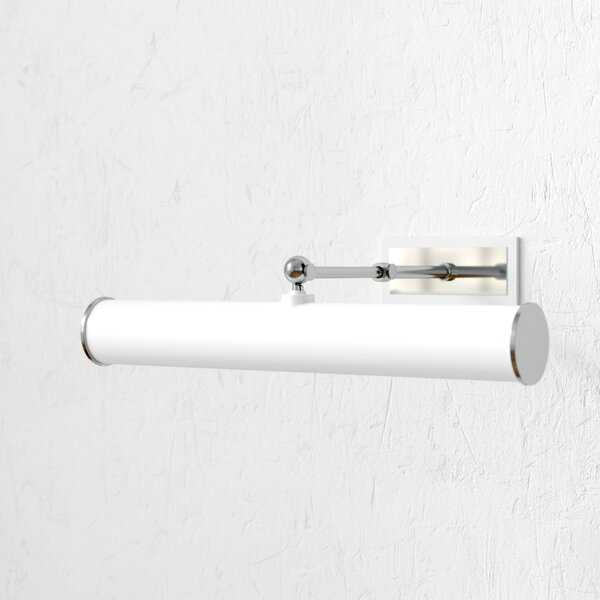 Plug-in 2-Light Wall Mounted Picture Light - Wayfair