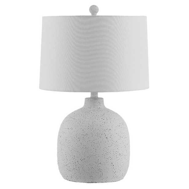 """Kat 24"""" White Table Lamp - Wayfair"""
