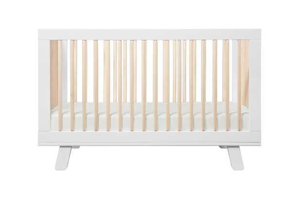 Hudson 3-in-1 Convertible Crib - Wayfair