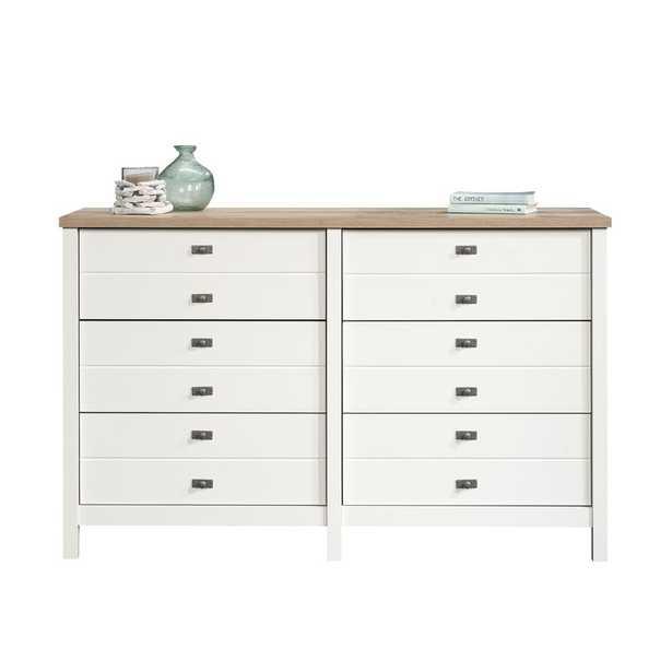 Myrasol 6 Drawer Dresser - Wayfair