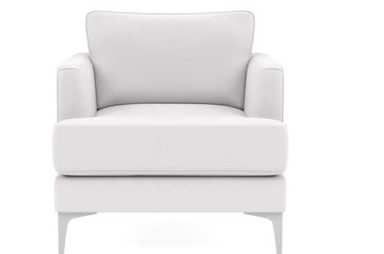 WINSLOW Petite Chair, Pearl Performance Basket Weave - Interior Define