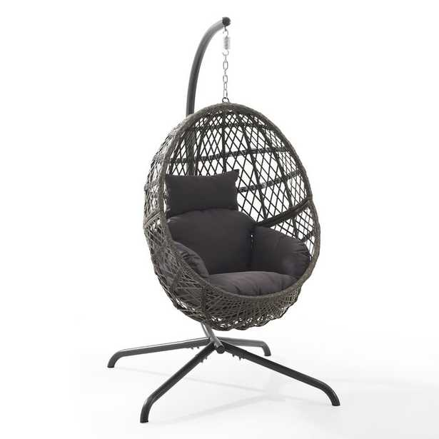 Tess Hanging Egg Swing Chair with Stand - Wayfair