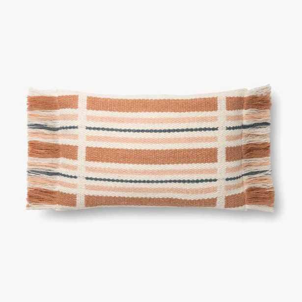 P1130 Mh Terracotta / Multi - Loma Threads