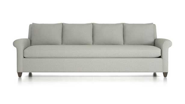 "Cortina 102"" Grande Sofa - Crate and Barrel"