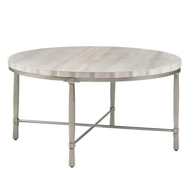 Alexys Round Coffee Table - Wayfair
