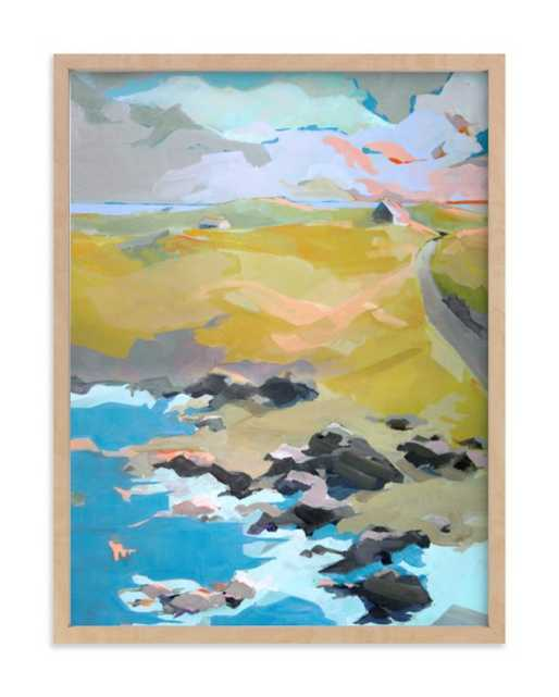 """Out To Sea / 18"""" x 24"""" - Minted"""