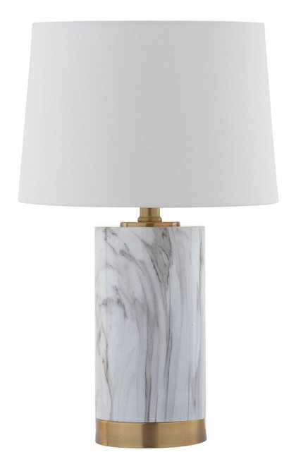Clarabel Marble Table Lamp - AllModern