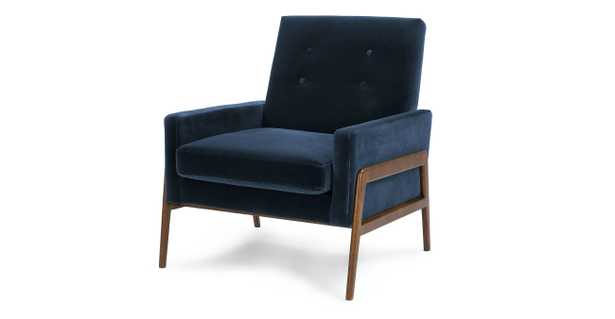 Nord Cascadia Blue Chair - Article