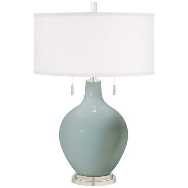 Aqua-Sphere Toby Table Lamp - Style # 30C28 - Lamps Plus