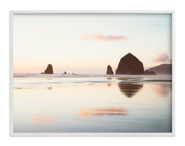 cannon beach no. 1 - framed art print, 40'' x 30'' - Minted