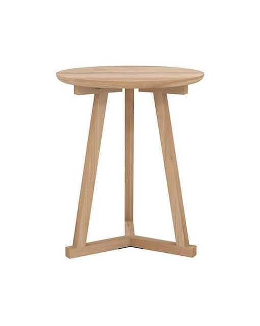 ERIN SIDE TABLE, OAK - McGee & Co.