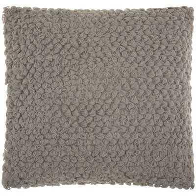 Hiawassee Wool Throw Pillow - Birch Lane