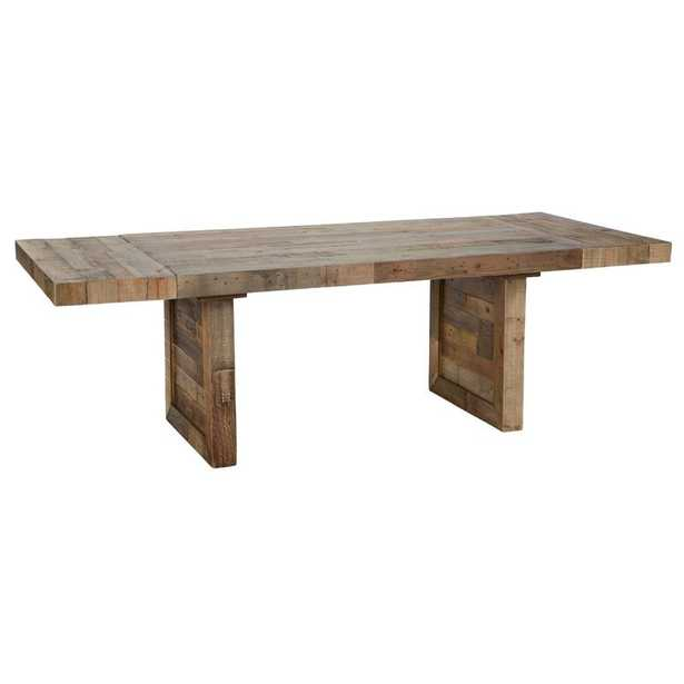 Triston Extendable Solid Wood Dining Table - AllModern