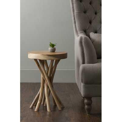 Harte End Table - Wayfair