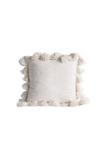 "Neva Pillow 18"" x 18"" - Cove Goods"