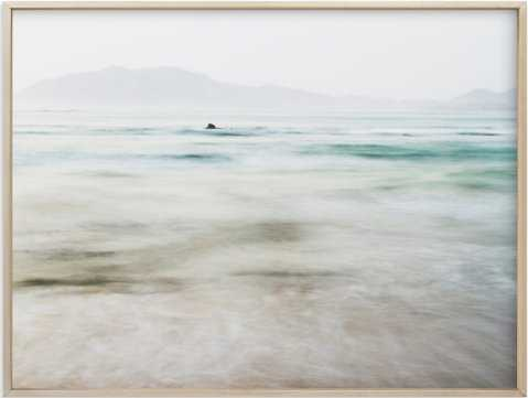 the pacific 30X40 brass frame - Minted