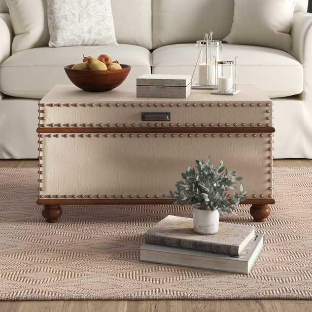Lift Top Coffee Table with Storage - Wayfair