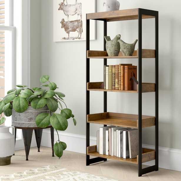 Enes Etagere Bookcase - Wayfair