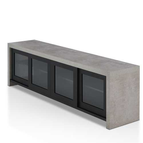 """Behan Transitional TV Stand for TVs up to 70"""" - AllModern"""
