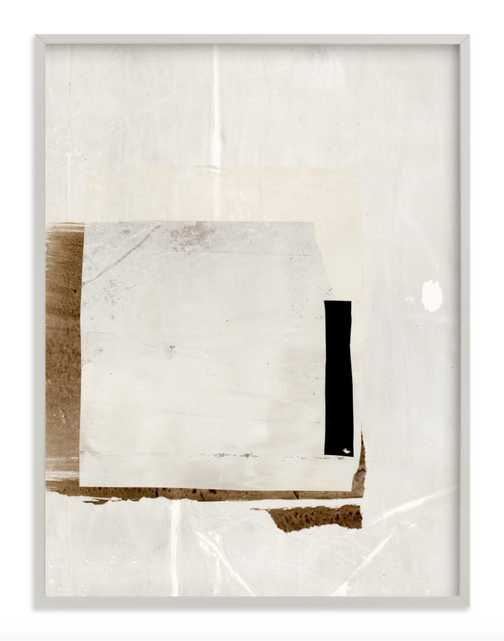 You Should Know II, 30x40 - Minted