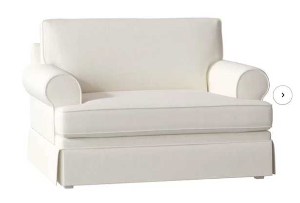 Chair and a Half, Conversation Pearl - Wayfair
