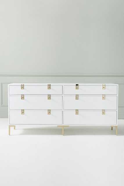 Ingram Six-Drawer Dresser - Anthropologie